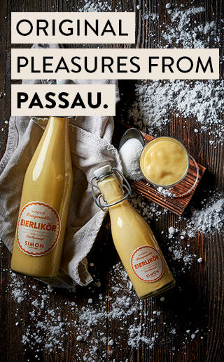 Specialities from Passau